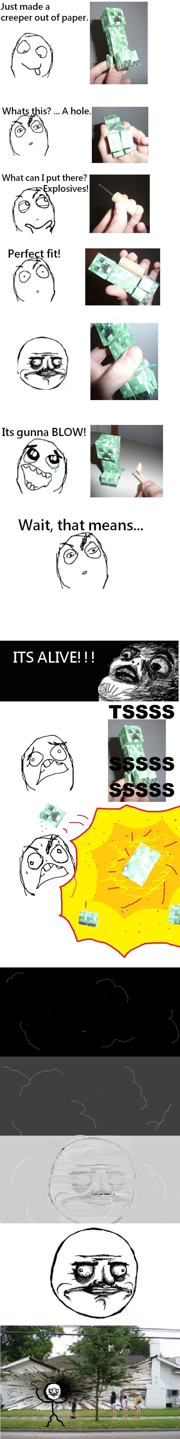 http://img.niceminecraft.net/Funny/Homemade-Creeper.jpg
