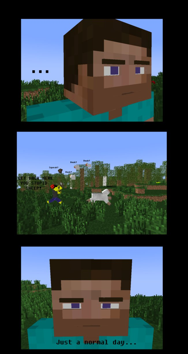 http://img.niceminecraft.net/Funny/a_normal_day_in_minecraft_by_kittin12376.png