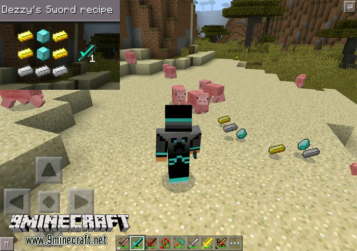 YouTubers-Weapons-Mod-MCPE-7.jpg