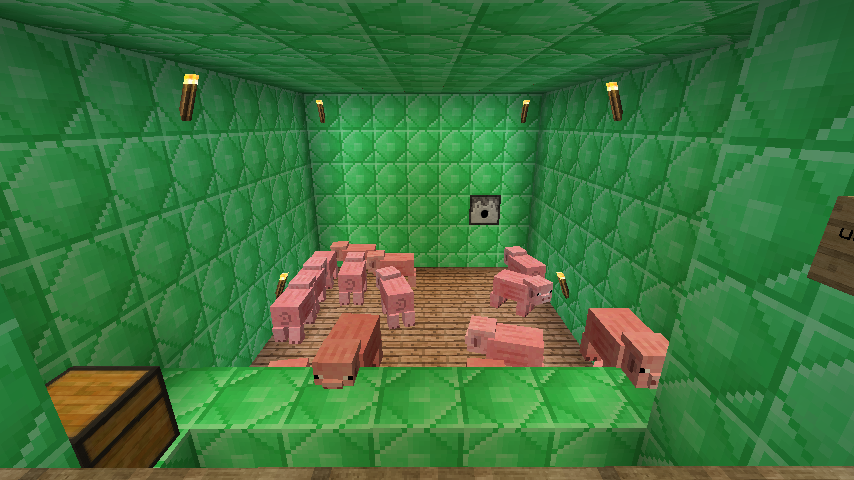 http://img.niceminecraft.net/Map/Emerald-Puzzle-Map-8.png