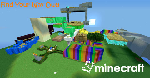 http://img.niceminecraft.net/Map/Find-Your-Way-Out-Map.jpg