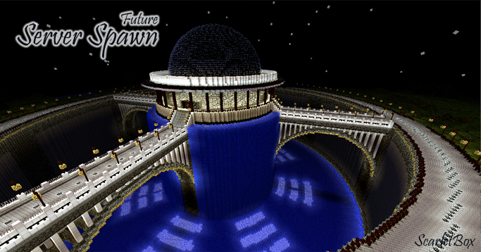 http://img.niceminecraft.net/Map/Futuristic-Server-Spawn-Map-1.jpg