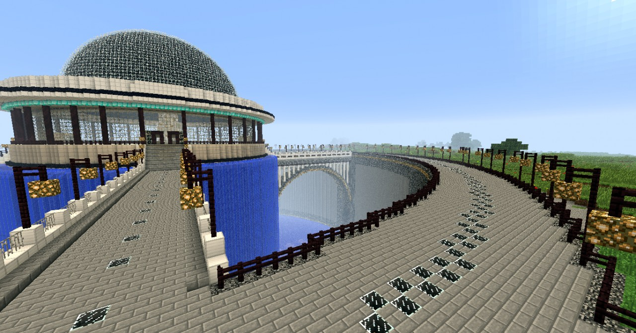 http://img.niceminecraft.net/Map/Futuristic-Server-Spawn-Map-4.jpg