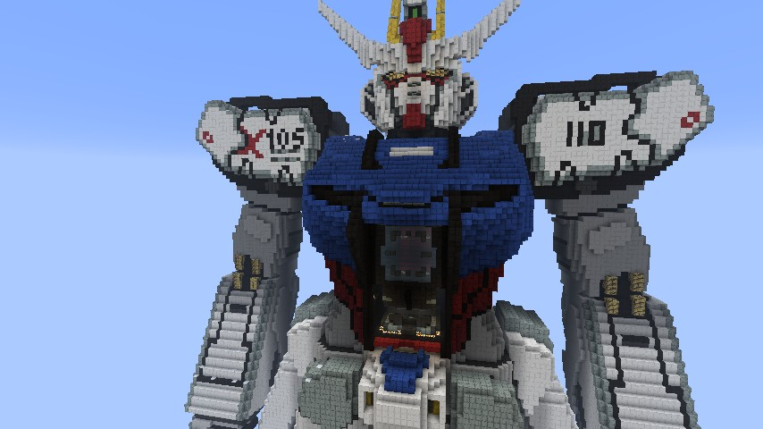http://img.niceminecraft.net/Map/GAT-X105-Aile-Strike-Gundam-Map-2.jpg