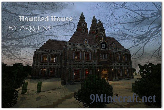 http://img.niceminecraft.net/Map/Haunted-House-Map.jpg