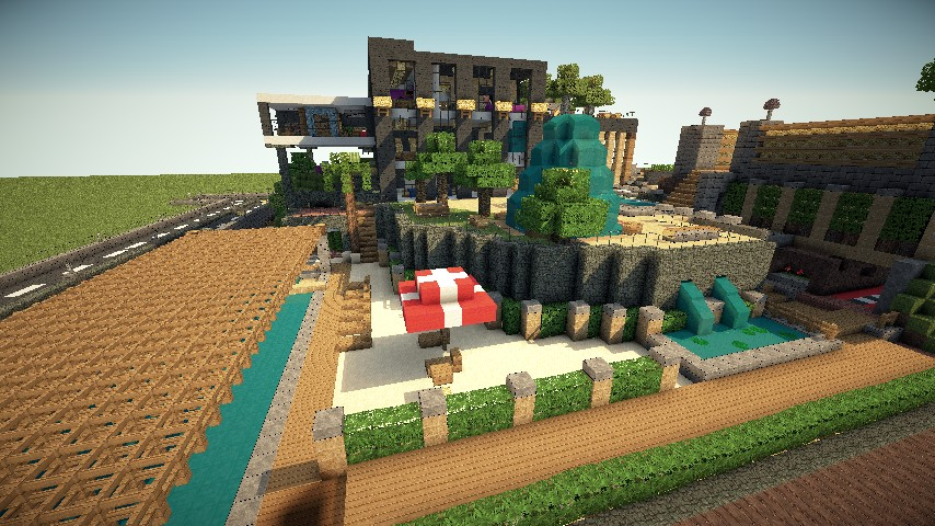 http://img.niceminecraft.net/Map/Luxurious-Modern-House-Map-5.jpg