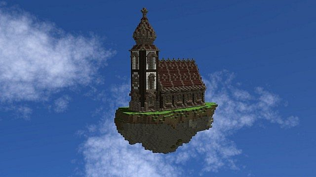 Medieval Town Map Pack Minecraft 1143