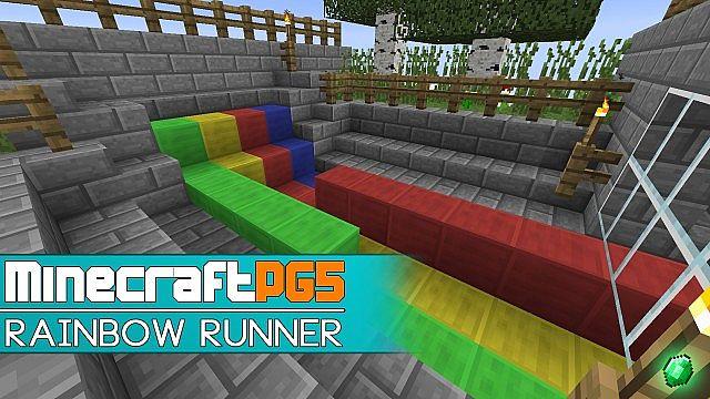 http://img.niceminecraft.net/Map/Rainbow-Runner-Mini-Map.jpg