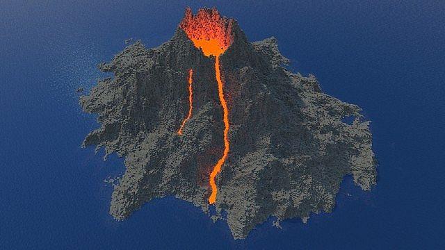 http://img.niceminecraft.net/Map/Realistic-Volcano-Map.jpg