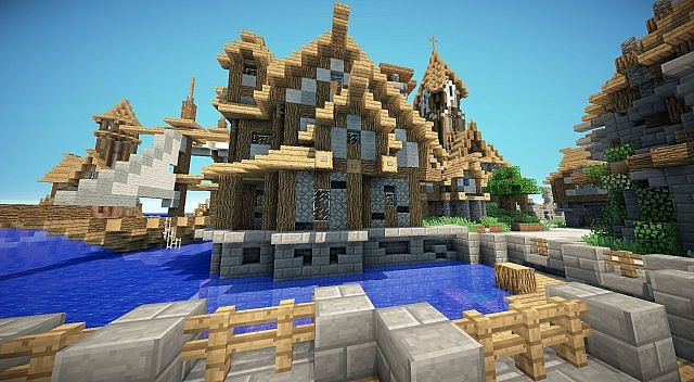 http://img.niceminecraft.net/Map/Spawntown-Crunport-Map-7.jpg