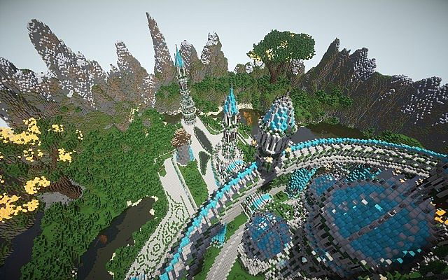 http://img.niceminecraft.net/Map/The-Halo-of-Transcendence-Map-4.jpg