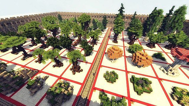 http://img.niceminecraft.net/Map/Tree-Bundle-Map-5.jpg