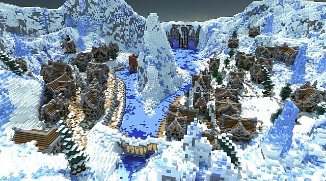 http://img.niceminecraft.net/Map/Winter-Secret-Map.jpg