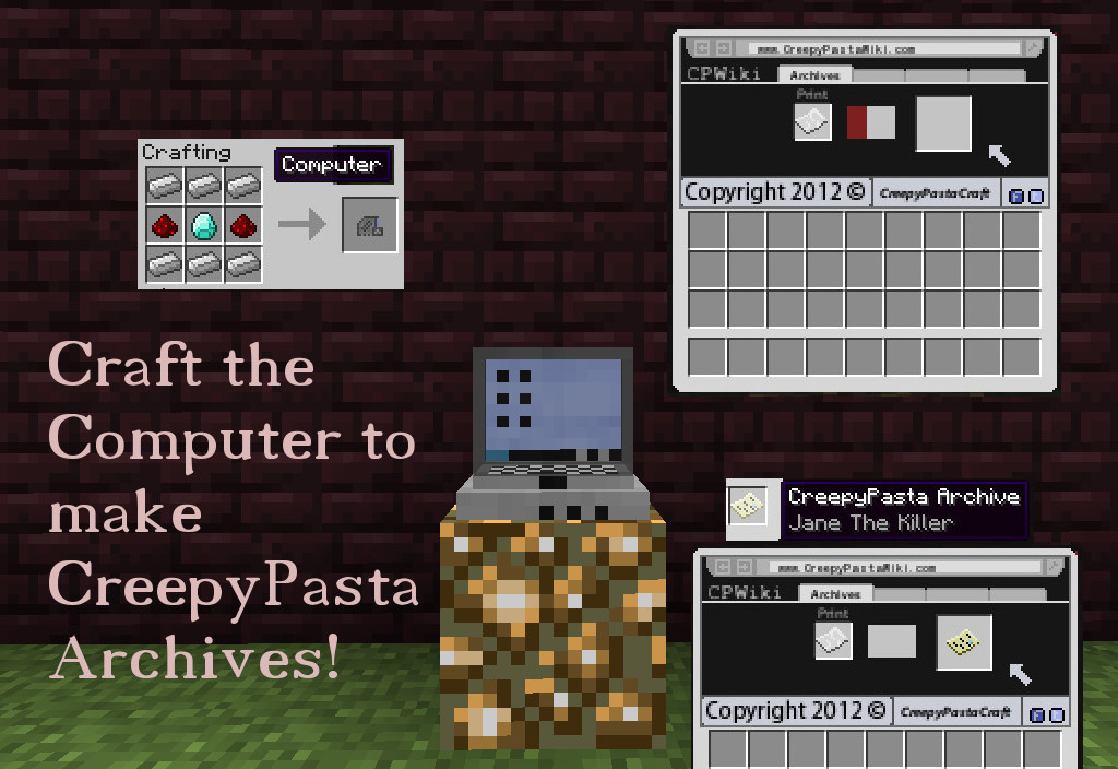 http://img.niceminecraft.net/Mods/CreepyPastaCraft-Mod-2.jpg
