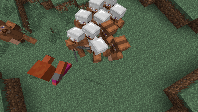 http://img.niceminecraft.net/Mods/Defensive-Villagers-Mod-1.png