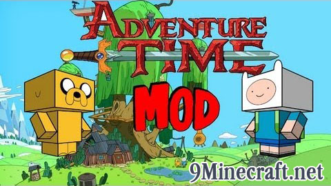 http://img.niceminecraft.net/Mods/Dididan2000s-Adventure-Time-Mod.jpg