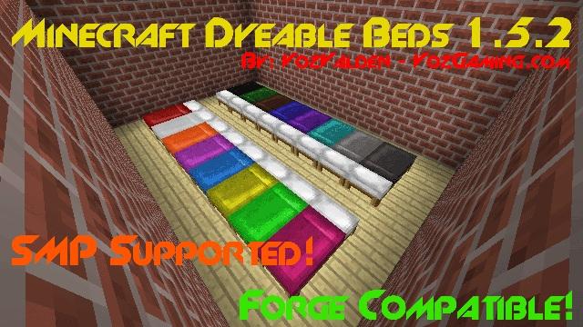 http://img.niceminecraft.net/Mods/Dyeable-Beds-Mod-1.jpg