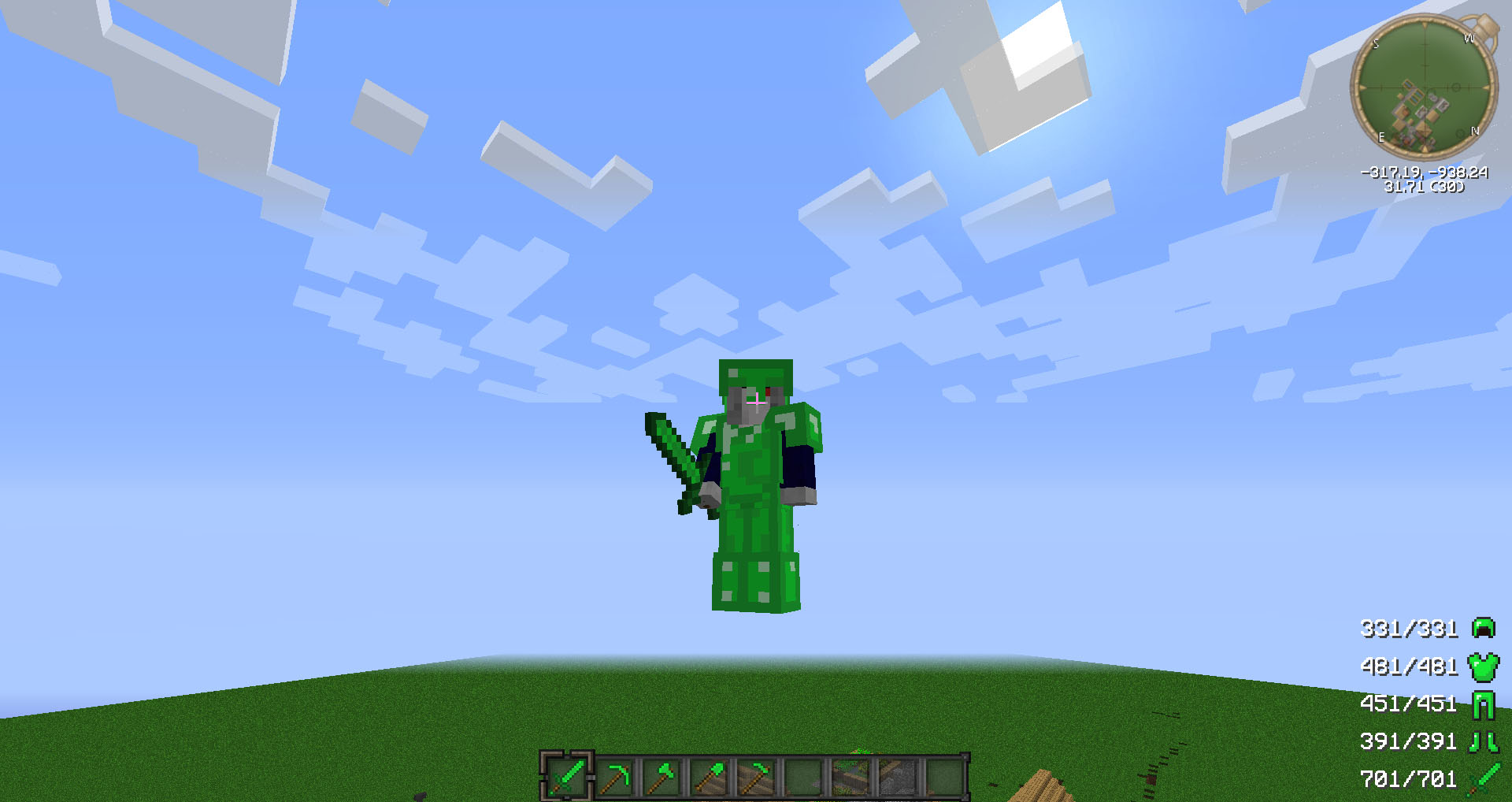http://img.niceminecraft.net/Mods/Emerald-Tools-And-Armor-Mod-1.jpg