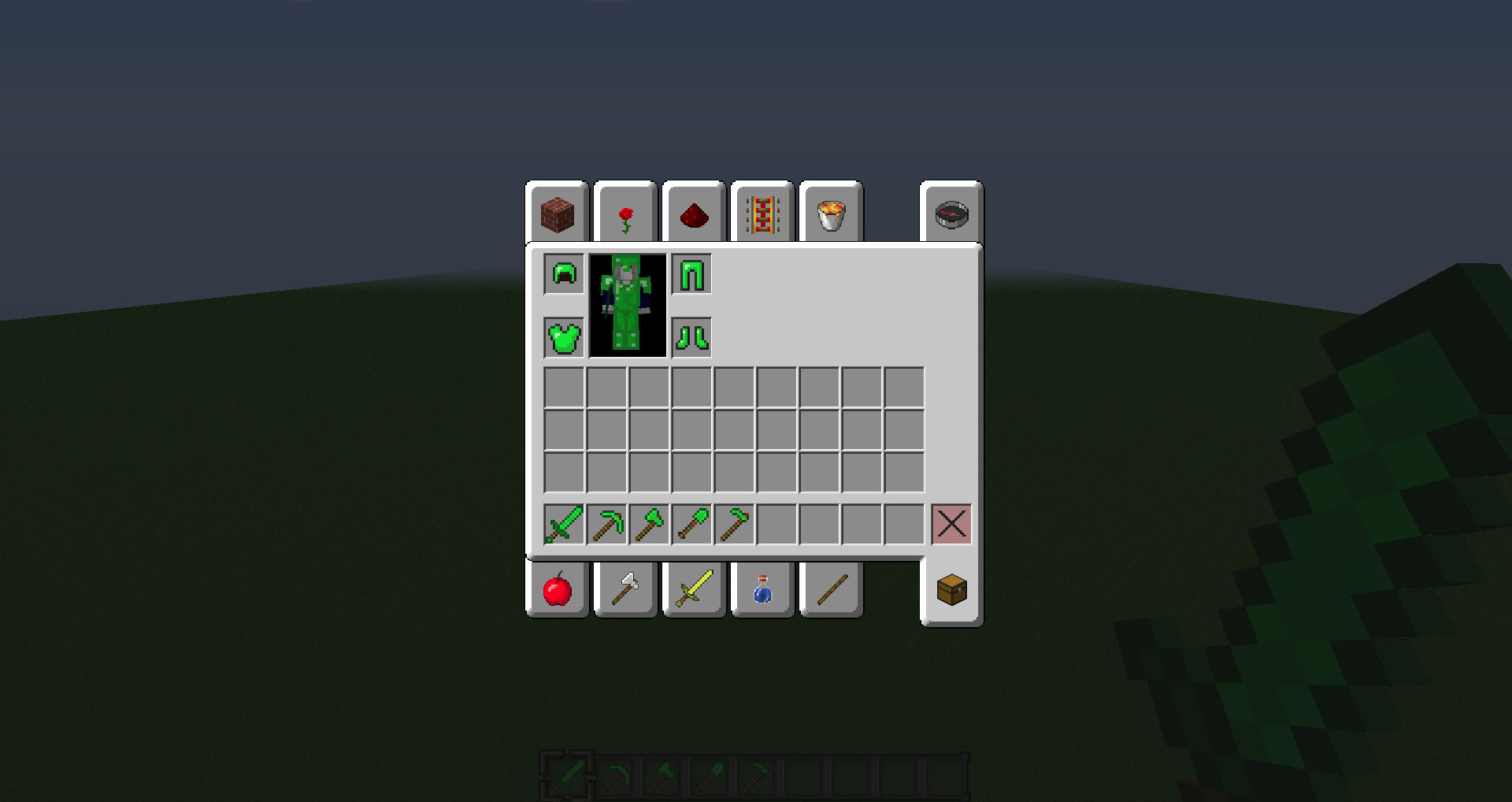 http://img.niceminecraft.net/Mods/Emerald-Tools-And-Armor-Mod-6.jpg