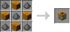 http://img.niceminecraft.net/Mods/Extreme-TNT-Farming-Mod-recipe_pumpkin_tnt.png