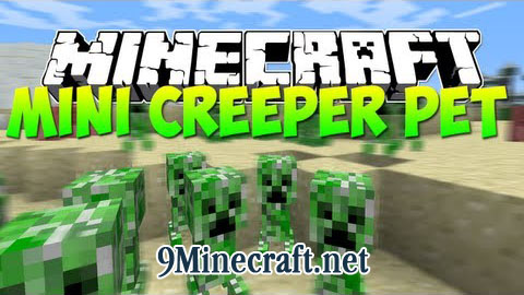 http://img.niceminecraft.net/Mods/Mini-Creeper-Pet-Mod.jpg