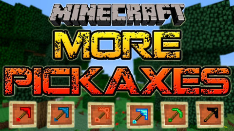 http://img.niceminecraft.net/Mods/More-Pickaxes-Mod.jpg