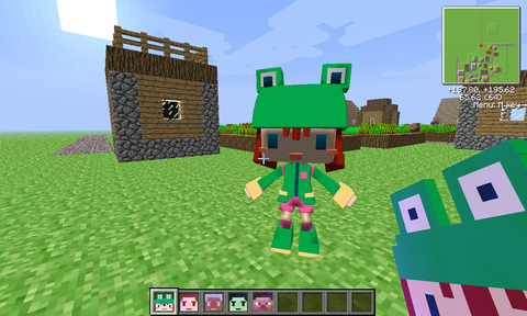 http://img.niceminecraft.net/Mods/Rana-and-Friends-Mod-1.png