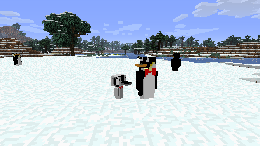 http://img.niceminecraft.net/Mods/Rancraft-Penguins-Mod-1.png