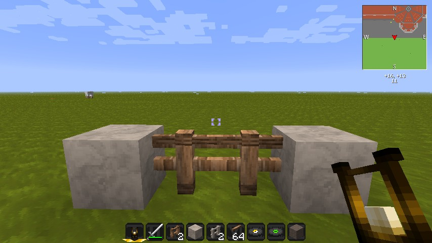 http://img.niceminecraft.net/Mods/Retro-Fences-Mod-2.jpg