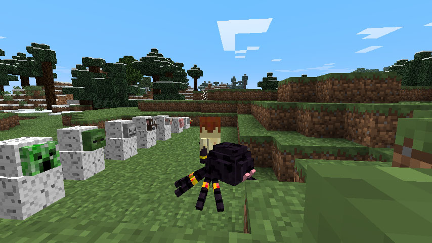 http://img.niceminecraft.net/Mods/Spider-Queen-Mod-2.jpg