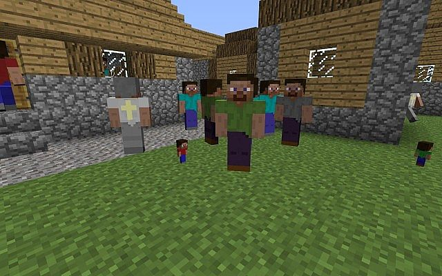 http://img.niceminecraft.net/Mods/Steve-Villagers-Mod-2.jpg