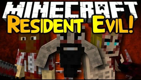 The Resident Evil Mod 1 11 2/1 10 2/1 7 10 - Minecraft 1 14 3