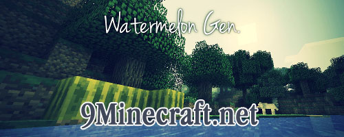 http://img.niceminecraft.net/Mods/Watermelon-Generation-Mod.jpg