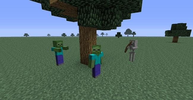 http://img.niceminecraft.net/Mods/You-Are-The-Zombie-Mod-2.jpg