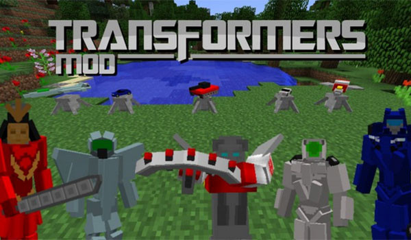 Transformers mod: g1 edition | minecraft mods wiki | fandom.