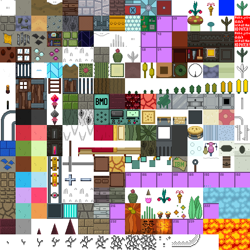 Adventure-time-texture-pack-1.png