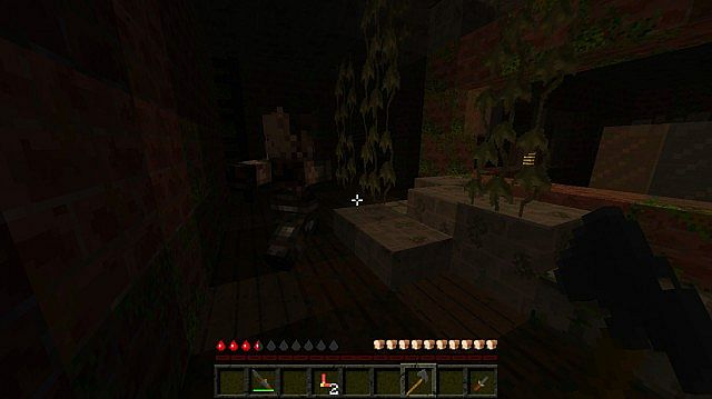 The Last Of Us Resource Pack - Minecraft 1.14.3