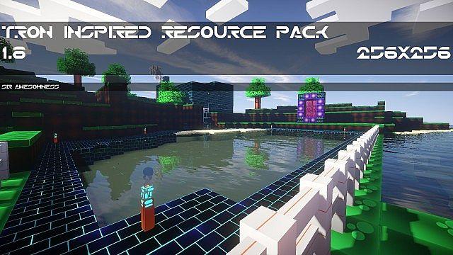 http://img.niceminecraft.net/ResourcePack/Tron-inspired-resource-pack.jpg