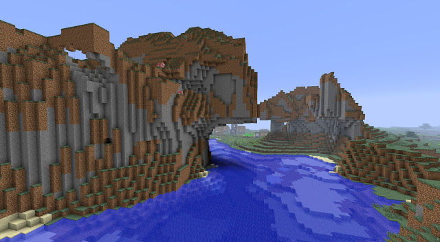 http://img.niceminecraft.net/Seed/Extreme-Hills-NPC-Village-Seed.jpg