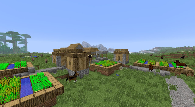 http://img.niceminecraft.net/Seed/Horse-Village-Seed-1.jpg