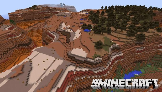http://img.niceminecraft.net/Seed/Mesa-Plateau-Ravine-Seed-2.jpg