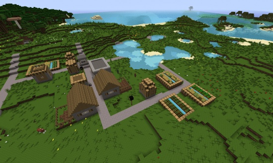 http://img.niceminecraft.net/Seed/awesome-village-and-crevis-seed.jpg