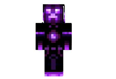 Creeper-neon-purple-skin.png