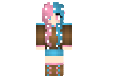 Cupcake-girl-special-50-followers-skin.png
