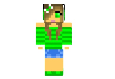 Cute-green-girl-skin.png