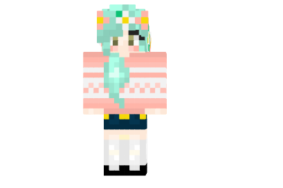 Floral-girl-hd-please-vote-skin.png