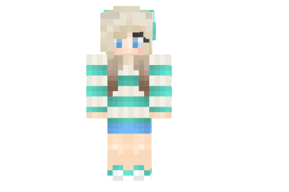 Girl-striped-skin.png