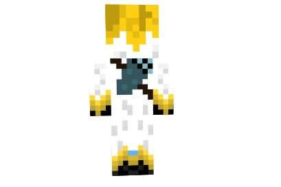 Golden-ender-archer-skin-1.png