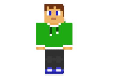 Green-hoodie-teenager-skin.png