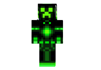 Green-neon-creeper-skin.png